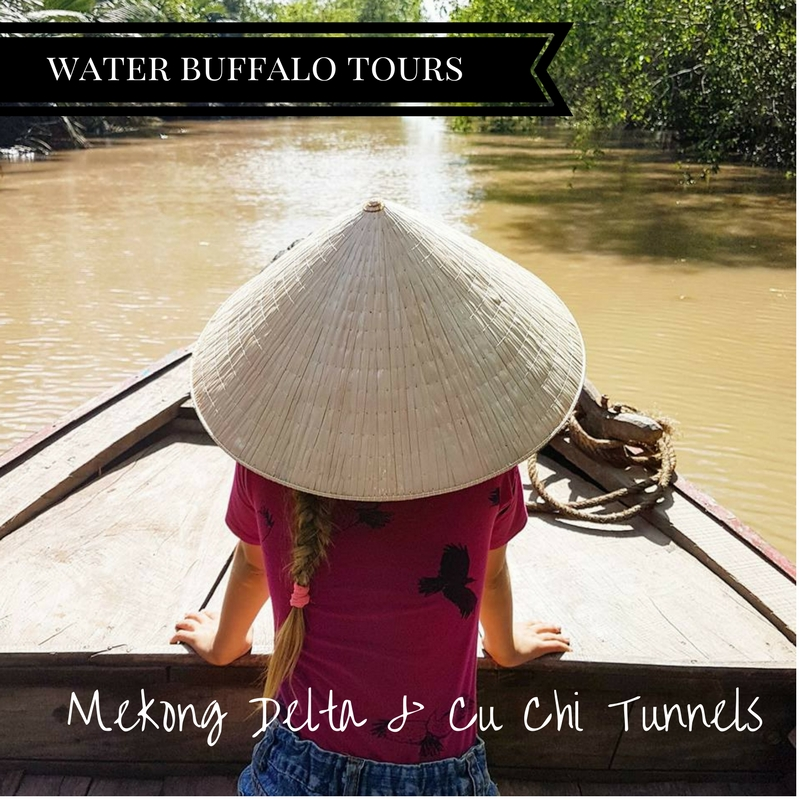 Water Buffalo Tours - a MUST for Mekong Tours in Vietnam – Globetrotting Grommets