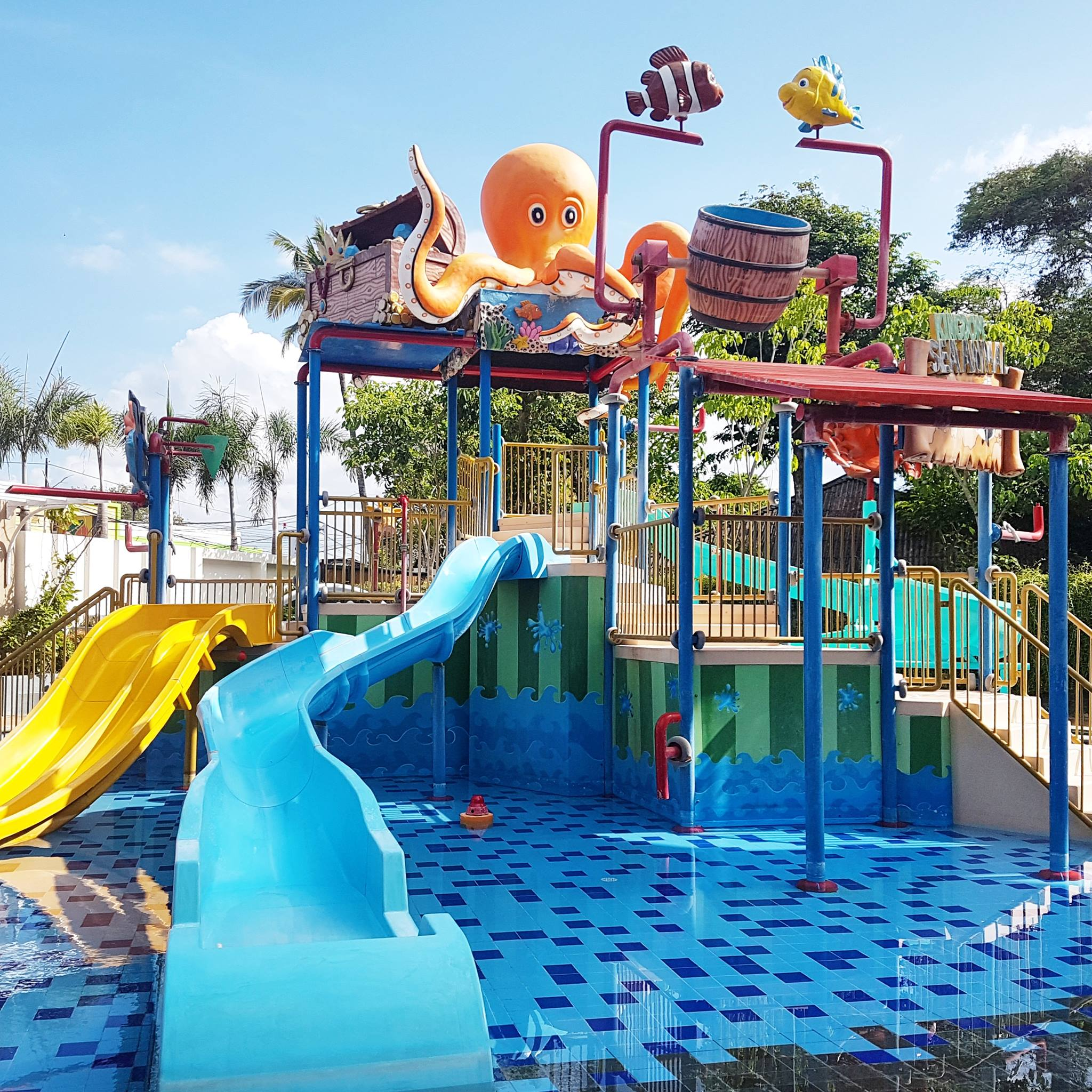 Grand mirage resort a kid 39 s paradise globetrotting for Family hotels bali